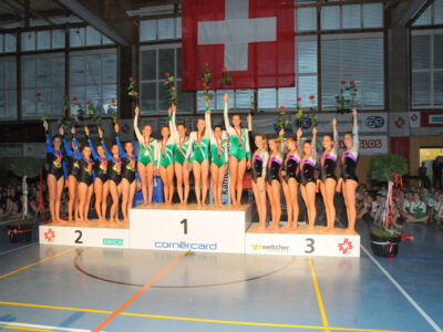 SM Mannschaft Schiers 2013